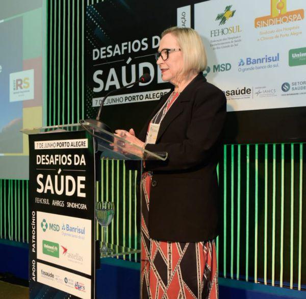 Desafios da Saúde foi realizado em Porto Alegre, no dia 7 de junho