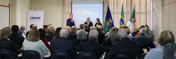 Assembleia Geral dos Vicentinos deu início as comemorações dos 101 anos do HSVP