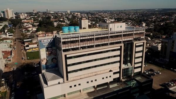 Obras do Hospital