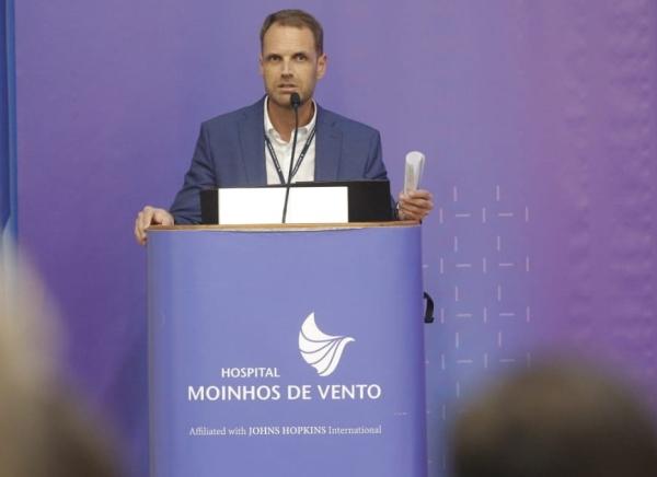 Superintende de Educação, Pesquisa e Responsabilidade Social do Hospital Moinhos de Vento, Luciano Hammes