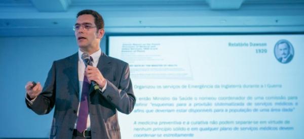 Henry Sznejder diretor de Analytics e Inteligência Artificial da AMIL