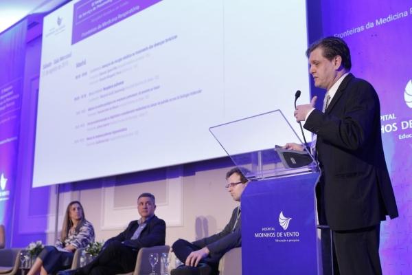 Debates sobre inovações da medicina respiratória