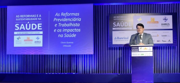 Evento ocorreu em Porto Alegre