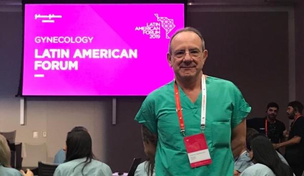 Ginecologista e obstetra Marcos Wengrover Rosa