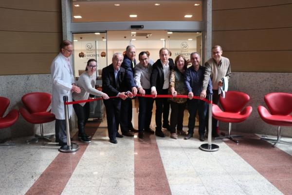 Hospital São Vicente de Paulo de Passo Fundo apresenta remodelação do setor de Internações de unidade1