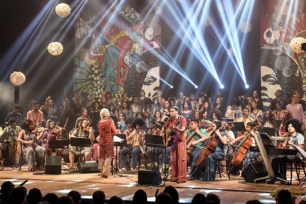 Orquestra Villa-Lobos faz concerto aberto ao público no Hospital de Clínicas