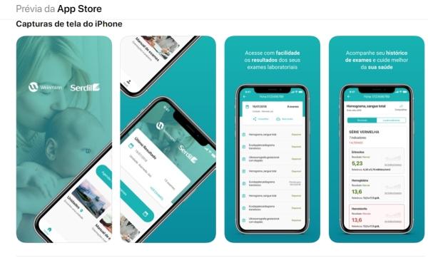 Weinmann Serdil com novo aplicativo permite que pacientes compartilhem exames com o médico via Whatsapp1