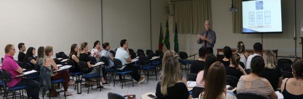 MBA Acreditação em Saúde e Gestão da Qualidade tem aula inaugural em Passo Fundo1