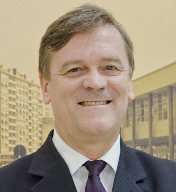 Bajerski é Diretor Administrativo do HCPA