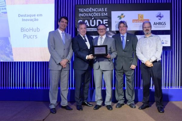 BIOHUB foi destaque na área de inovação em 2019
