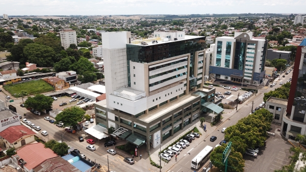 Com novos leitos, UTI e identidade visual, Hospital São Vicente de Paulo inicia seu novo século1