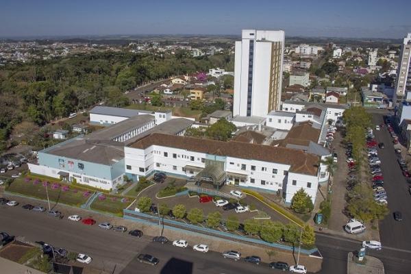 Hospital completou 85 anos em 2019