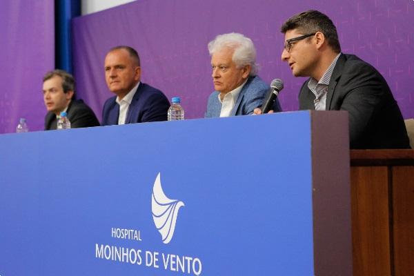 Lançamento do Núcleo de Cirurgia Robótica ocorreu em março