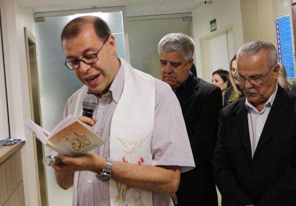 Vigário Geral da Arquidiocese de Passo Fundo Padre Fábio de Moraes