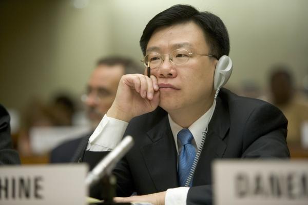 Ren Minghui (OMS)
