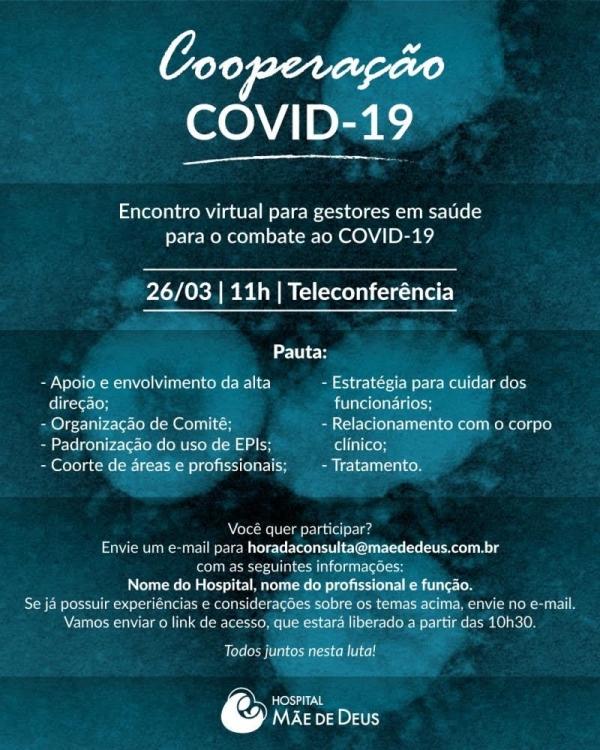 COOPERAÇÃO COVID-19