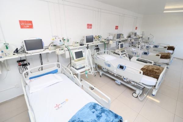 Hospital São Vicente de Paulo de Cruz Alta passa a contar com unidade exclusiva para pacientes Covid-19__
