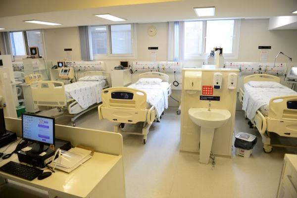 Hosptial Virvi Ramos inaugura primeiro Hospital de Campanha de Caxias do Sul_
