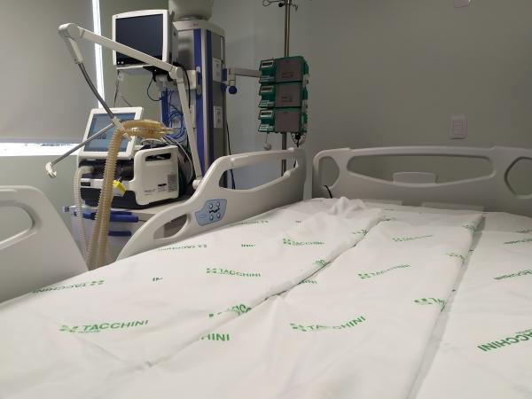 Com abertura de 10 novos leitos, Hospital Tacchini chega a 50 UTIs Adulto_