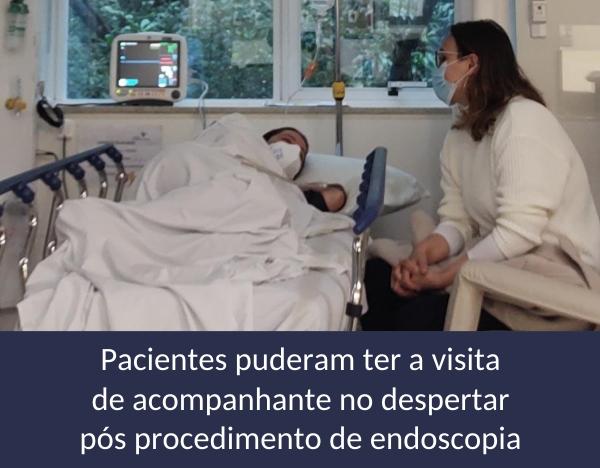 Hospital Moinhos de Vento realiza desejos de pacientes e colaboradores.