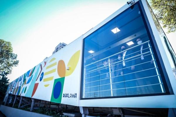 Novo Hospital SUS construído em apenas 30 dias inicia operação em Porto Alegre_