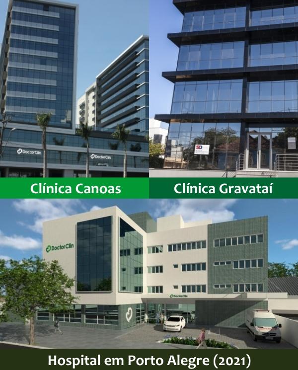DoctorClinexpande negócios e adquire 75% do Laboratório Qualitá_