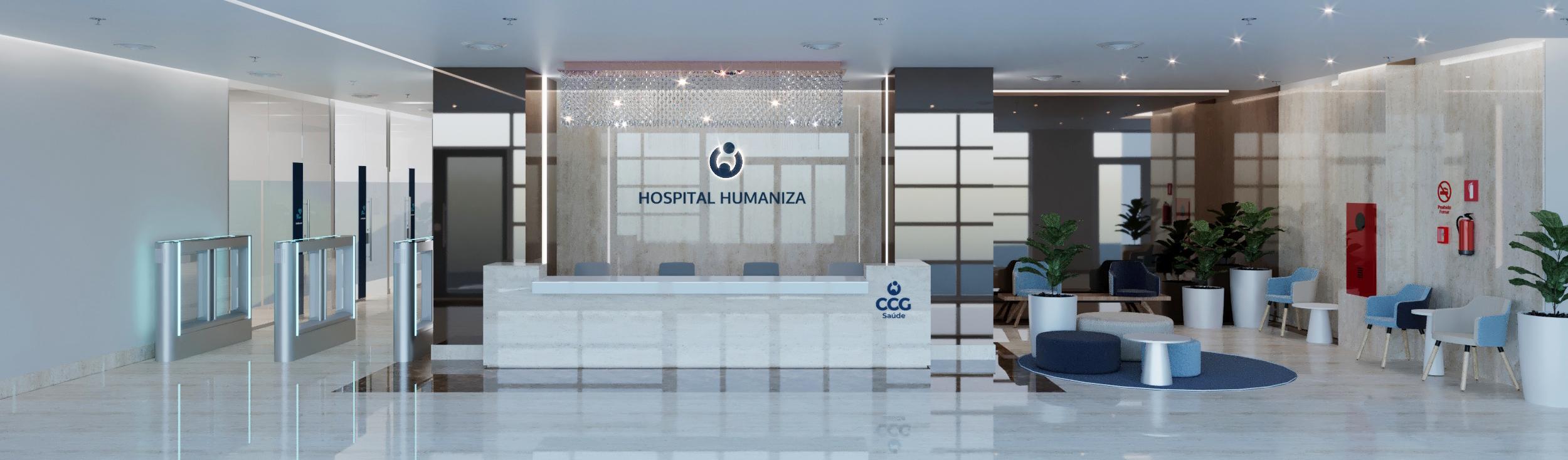 Hospital Humaniza CCG Saúde