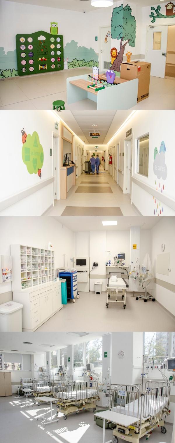Nova Emergência Pediátrica do Hospital de Clínicas de Porto Alegre será aberta dia 18_