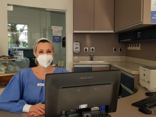 Tacchini Sistema de Saúde conclui reforma da sala de recuperação do Hospital São Roque__