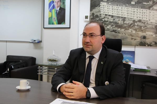 Grupo Hospitalar Conceição projeta manutenção de leitos em 2021 e verba para a conclusão do Centro de Oncologia_