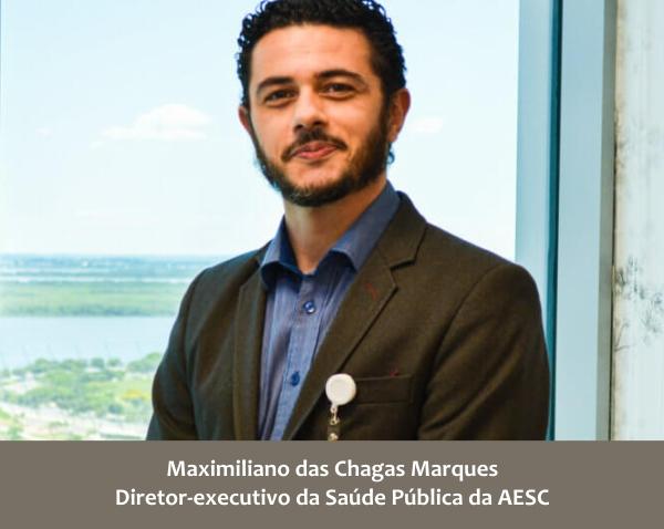 Maximiliano das Chagas Marques