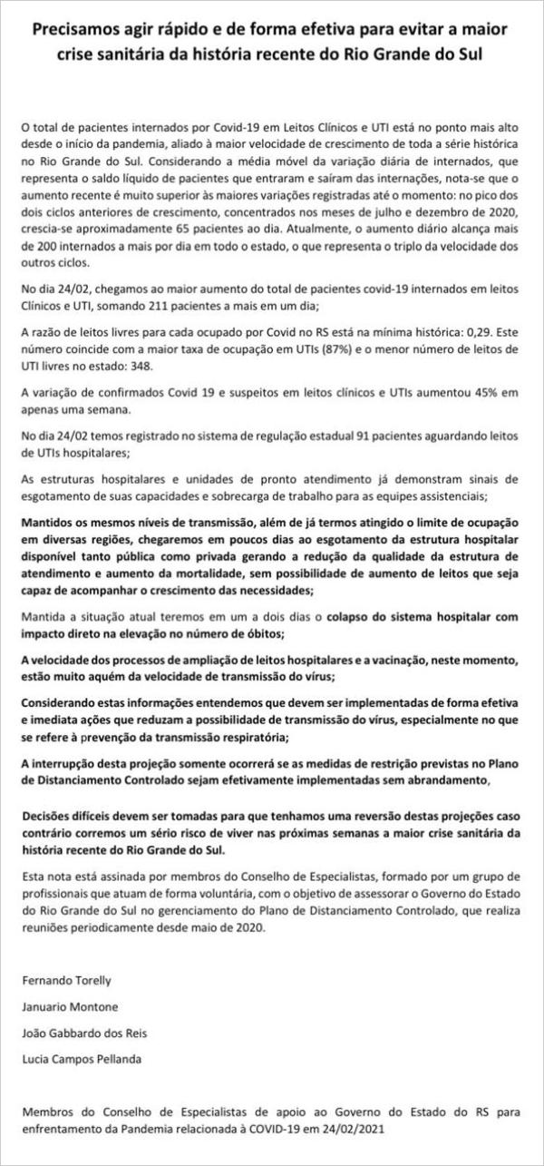 Fernando Torell, João Gabbardo Lucia Pellanda Januario Montone