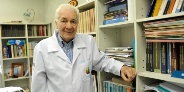 Neurocientista IvánIzquierdo morre em Porto Alegre_