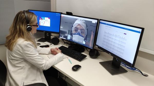 Hospital Moinhos de Vento ultrapassa 56 mil teleatendimentos em projetos do PROADI-SUS_