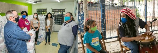 Prato Cheio de Solidariedade hospital moinhos
