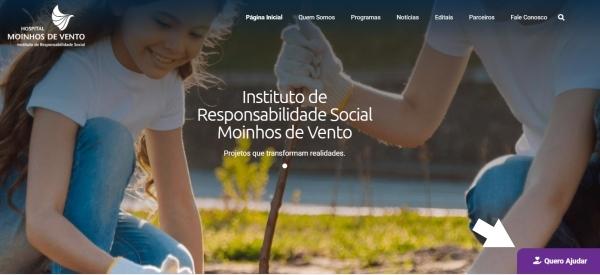 Responsabilidade Social do Hospital Moinhos de Vento