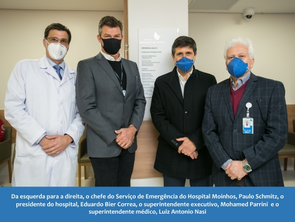 emergencia adulta hospital moinhos -