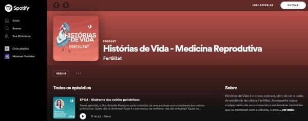 historia da vida fertilitat